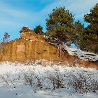 Серые камни :: Александр Смольников