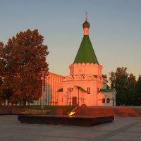 собор Михаила Архангела при Нижегородском  Кремле :: Ирина ***