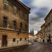 А в Праге идет дождик. :: Peiper ///