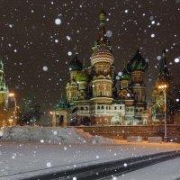 Старый Новый год. :: Борис Иванов