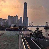 Набережная  Гонконга :: Виталий Селиванов