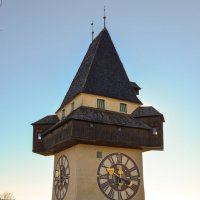 Башня с часами :: Евгений Васильев