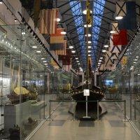 ЗАЛ В музее ВМФ СПБ :: Валентина Папилова