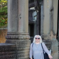 Камбоджа. У Ангкор Вата :: Tatiana Belyatskaya