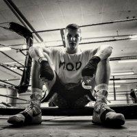Боксёр :: Дмитрий