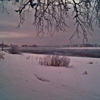 испарение над водой :: Валерия Воронова