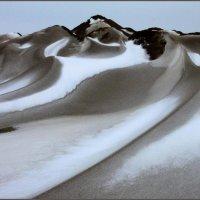 """Из серии""""Снег и Песок"""" :: Ахмед Овезмухаммедов"""
