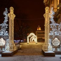 Новогоднее украшение :: Наталья Левина