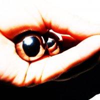 мне приснился сон,некто подарил глаза... :: Роза Бара