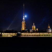 Петропавловская крепость :: Kamilla Gazizova