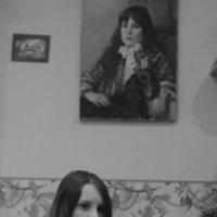 Хозяйка портрета :: Ольга Лапшина