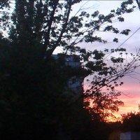 Лето. Закат. Время - 21.13... :: Нина Корешкова