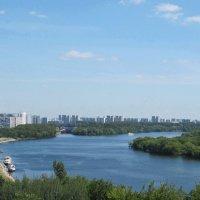 Москва-река :: Вера Щукина