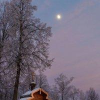 Часовня преподобной схимонахини Рахили :: Екатерина дегтярева