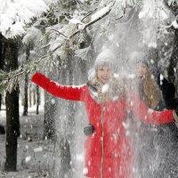 Зимний дождь) :: Лилия Масло