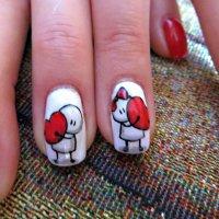 Фантазия для ногтей :: татьяна петракова