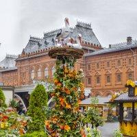 Яркие краски осени :: Виктор Заморков