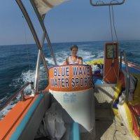 В окрестностях Айа-Напы. На просторах Средиземного моря. :: Виктор Куприянов