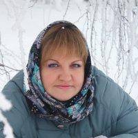 портрет зимний :: Дмитрий Денисов