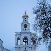 Зима в Юрьевом монастыре :: Александр Знаменский