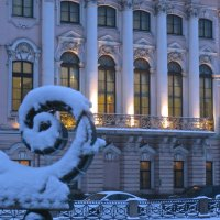 Строгановский дворец :: Елена