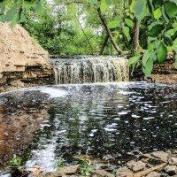 Саблинский водопад :: Алена Панкрашова