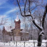 дом княгине М.К.Кугушевой :: ник. петрович земцов