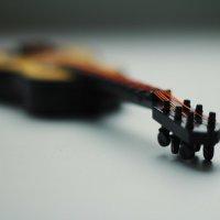 Мини гитара :: Татьяна Тимофеева
