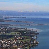 Панорама на Боденское озеро :: Kapris VS