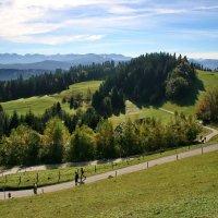 Горы Австрии и Швейцарии :: Kapris VS
