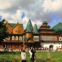 Дворец  Алексея Михайловича в Коломенском. :: Владимир Драгунский