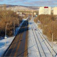 Вид с моста на Огороднюю. :: Anatol Livtsov