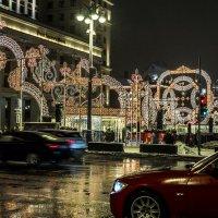 Москва праздничная :: Лариса Батурова