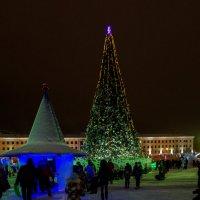 площадь новогодняя :: gribushko грибушко Николай