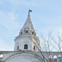 Башня уходит в небо :: Светлана Ларионова