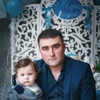 мужской дуэт :: Батик Табуев