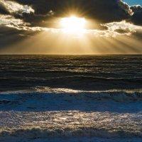 Морской закат :: Allex Anapa
