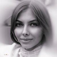 Портрет Надежды :: Борис Соловьев