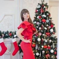 Новогоднее лакшери :: Oksana Likhadziyeuskaya