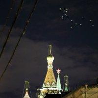 птицы над городом :: Олег Лукьянов