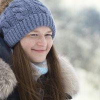 Незнакомка :: Вера Сафонова