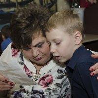 поздравление от внука :: Ольга Русакова