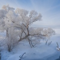 Краски зимней Шатуры :: Александра