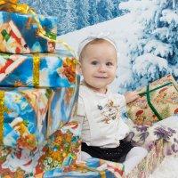 у меня столько подарков....... :: Екатерина Гриб