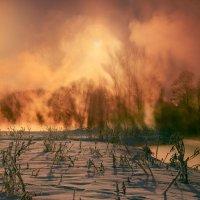 Марсианские морозы :: Екатерина дегтярева