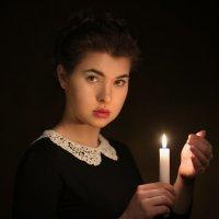 Портрет со свечой :: Алекс Римский