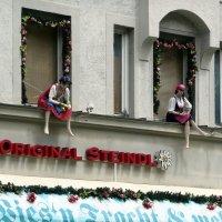 Две девицы под окном . Мюнхен :: mikhail