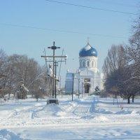 Каменка-Днепровская местная церковь :: Ирина Диденко