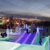 Ледяной городок в г. Астана :: astanafoto kazakhstan