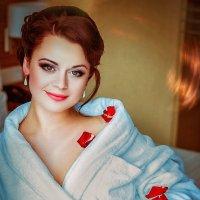 портрет в нежных тонах :: Zhanna Abramova